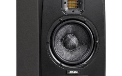 Adam F5 Active Studio Monitor Reivew